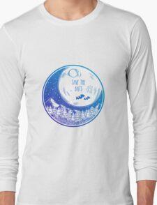 Save the Bats! Long Sleeve T-Shirt