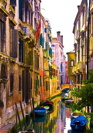 Venice 6 by Sheila Laurens