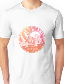 Save the Tigers! Unisex T-Shirt