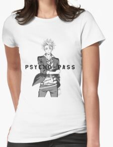 Psycho-Pass Kagari Womens Fitted T-Shirt