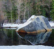 Yosemite Rock by Harry Oldmeadow