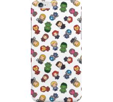 Earth's Mightiest Heroes iPhone Case/Skin