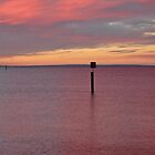 Sunset, Rye  by Harry Oldmeadow