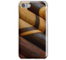 Playing With Chopsticks - Waves iPhone Case/Skin