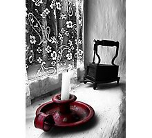 candle light ... Photographic Print