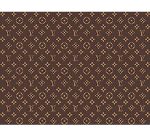 Louis Vuitton monogram Photographic Print