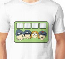 Buses Unisex T-Shirt
