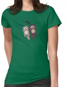 You're My Significant Otter Womens Fitted T-Shirt