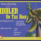 Fiddler on the Roof from Christian College's (Geelong) website by Penny Hetherington