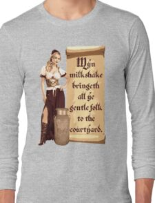 Myn Milkshake Long Sleeve T-Shirt