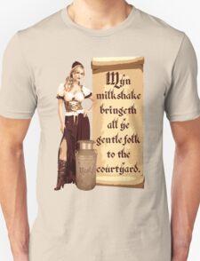 Myn Milkshake Unisex T-Shirt