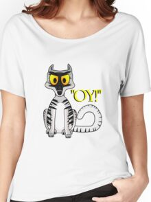 Oy! Women's Relaxed Fit T-Shirt