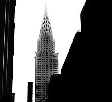 The Chrysler Building by clivebranson