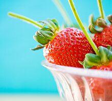 juicy berries by laurie pena