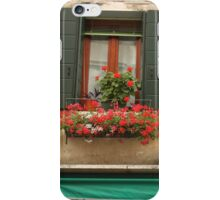 Italian Windows iPhone Case/Skin