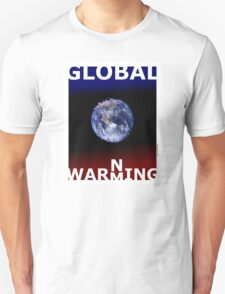 Global warming (TS) Unisex T-Shirt