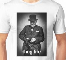Badass Churchill Unisex T-Shirt