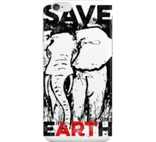 SAVE eARTh iPhone Case/Skin