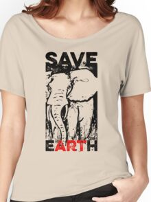 SAVE eARTh Women's Relaxed Fit T-Shirt