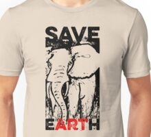 SAVE eARTh Unisex T-Shirt