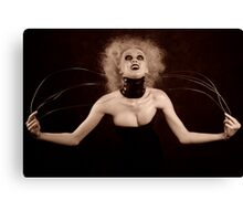 Wire Therapy Canvas Print