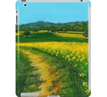 Downland Gold iPad Case/Skin