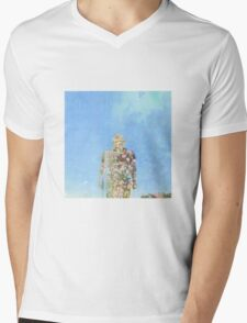 Tribute To Golden Hours Mens V-Neck T-Shirt