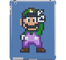 Pixel Luigi iPad Case/Skin