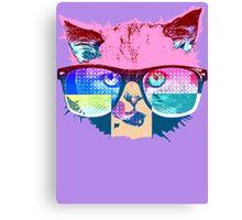 RadCat Canvas Print