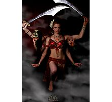Mythical Dance Photographic Print