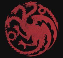 House Targaryen by epyrric