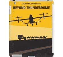 No051 My Mad Max 3 Beyond Thunderdome minimal movie poster iPad Case/Skin