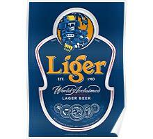 Liger Beer Poster