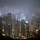 The Peak, Hong Kong by emmettm