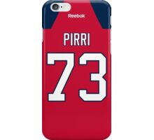 Florida Panthers Brandon Pirri Jersey Back Phone Case iPhone Case/Skin