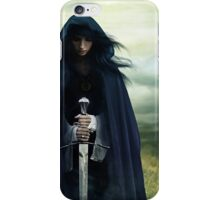 Warrioress iPhone Case/Skin