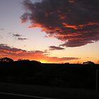 Hot Sunset by lovethebeach16