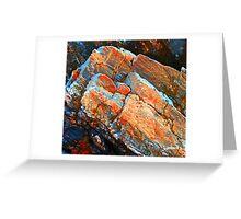 hidden colours... Greeting Card