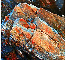 hidden colours... Photographic Print