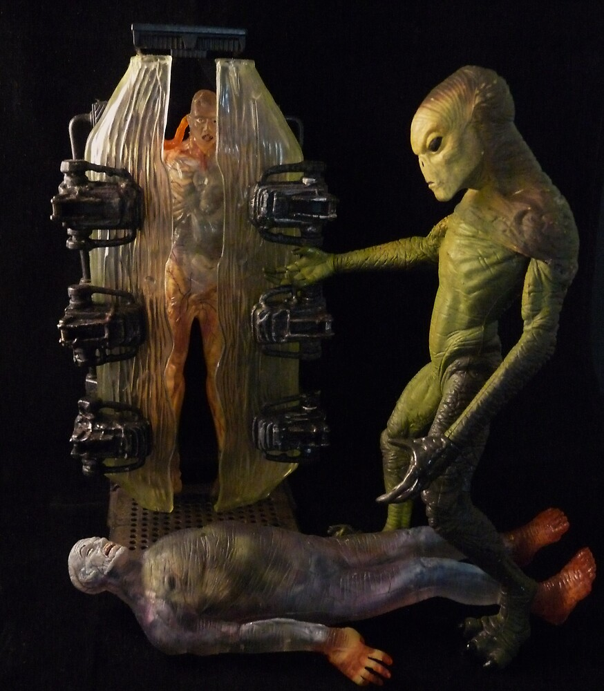 Alien II by Barbara Morrison
