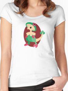 Breloom - 3rd Gen Women's Fitted Scoop T-Shirt