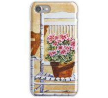 Grandma's Old Chair iPhone Case/Skin
