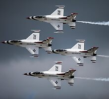 Thunderbirds Are Go! by captureasecond