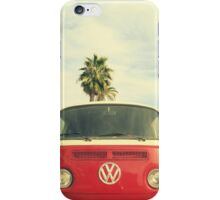 VW Coastin' iPhone Case/Skin