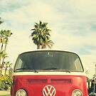 VW Coastin' by RichCaspian