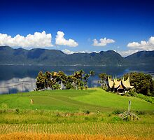 Danau Maninjau - West Sumatra - Indonesia by Erin McMahon