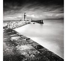 Seaward Squared Photographic Print