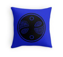 Heroes Crest Throw Pillow