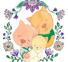New Baby Kitten (boy) by kimfleming
