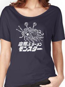 The Flying Ramen Monster Women's Relaxed Fit T-Shirt